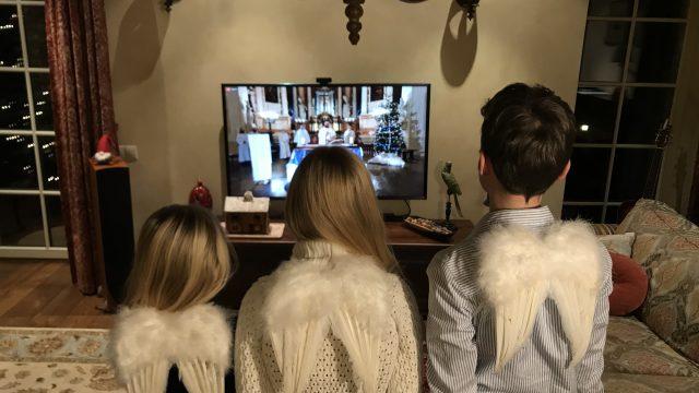Kalėdinių Mišių stebėjimas internetu
